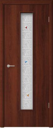 Дверь межкомнатная Абстракта