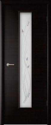 Дверь межкомнатная ПО-02 Роса2