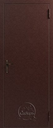 Дверь входная Сибирь 3 эконом