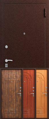 Дверь входная Зевс 4