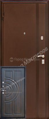 Входная дверь Ангара