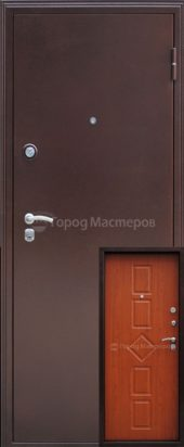 Входная дверь Бия