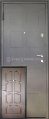 Входная дверь Обь