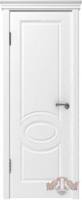 Дверь глянец белый 29дго
