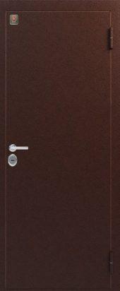 Входная дверь с теморазрывом Т5. Экономичная модель сохраняющая тепло.