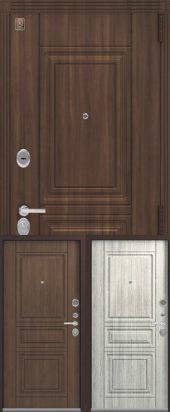 Входная дверь легион Л4. Классика.