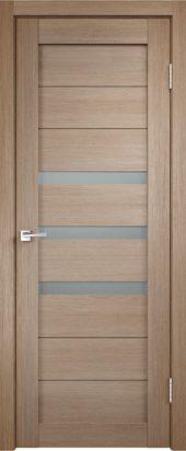 Межкомнатная дверь - уника 5 3D экотекс бруно