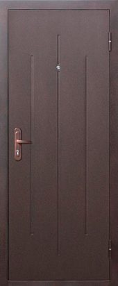 Входная дверь Стройгост 5-1 металл/металл
