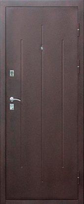 Входная дверь Стройгост 7-2 металл/металл