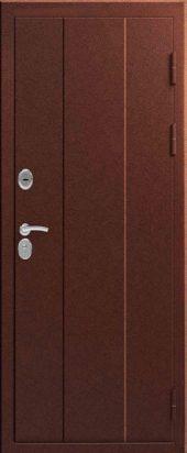Железная дверь Эталон Х100