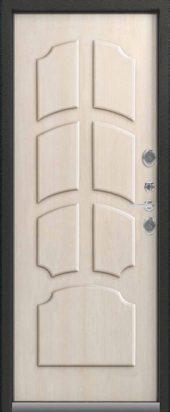 Входная дверь центурион Т4, седой дуб