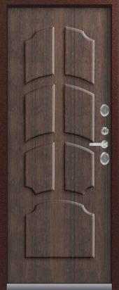 Входная дверь центурион Т4, тик