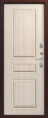 Входная дверь Центурион Т-6, седой дуб