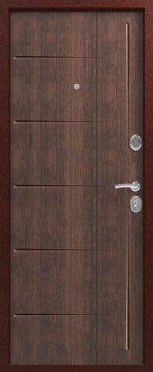 Входная дверь эконом. Центурион С-103 венге