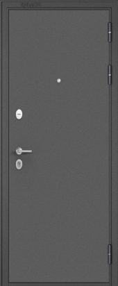 входная дверь Бульдорс Mass 90 104 графит