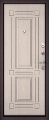 входная дверь Бульдорс Mass 90 104 бьянко