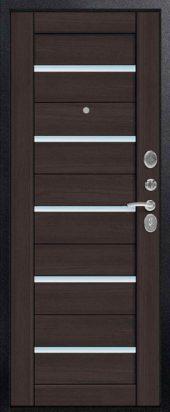 Входная дверь Центурион С-105 темная лиственница