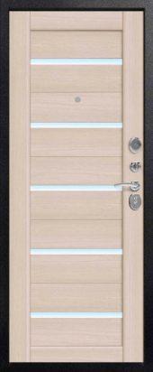 Входная дверь Центурион С-107 лиственница светлая вена