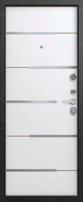 Входная дверь Центурион С-108. софт белый