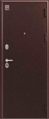 Входная дверь Lux-11 антик медь