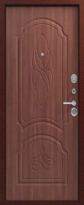 Входная дверь Lux-11 орех