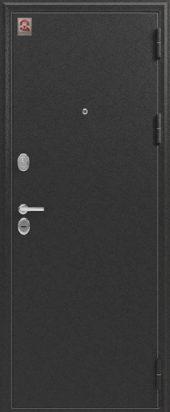 Входная дверь Lux-11 серебро антик