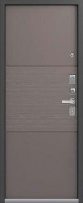 Входная дверь Lux-7 софт грей
