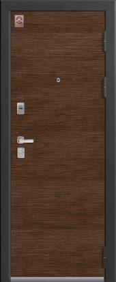 Входная дверь Lux-8 внешняя сторона венге