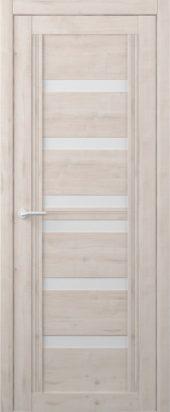 Дверь межкомнатная Вест Миссури, крем белый