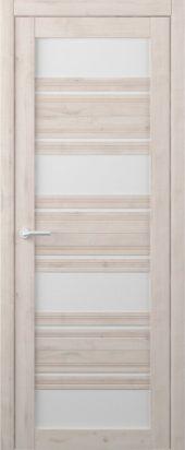 Дверь межкомнатная Вест Монтана, крем белый