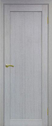 Межкомнатная дверь парма 401 дуб грей