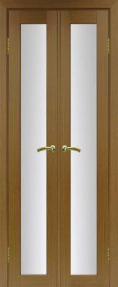 Турин 501, орех, узкая двустворчатая