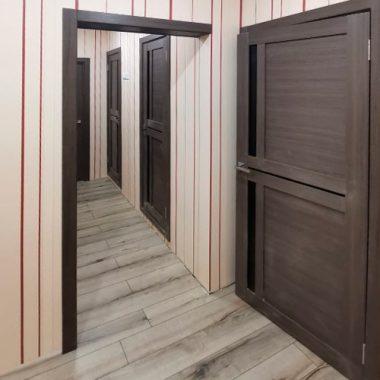 Обрамление проема и межкомнатные двери